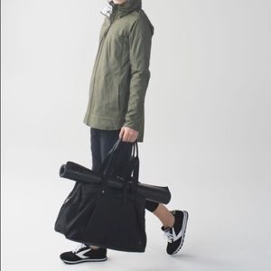 Lululemon Om The Day Bag
